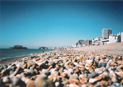 The Pebbles of Brighton Beach